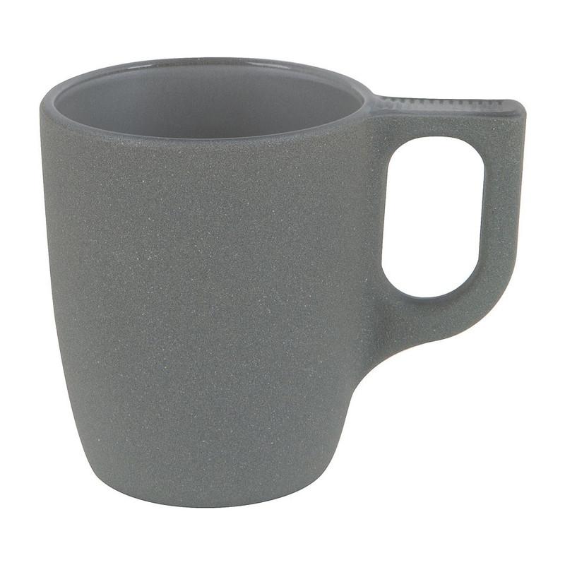 Espressoglas - stony grey - 9 cl