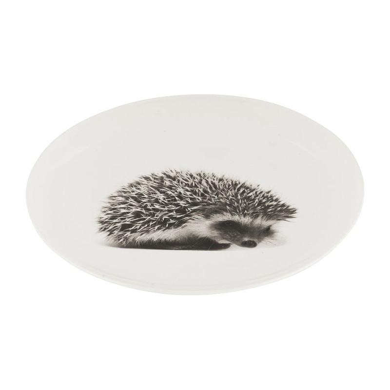 Ontbijtbord forest animals - 20 cm