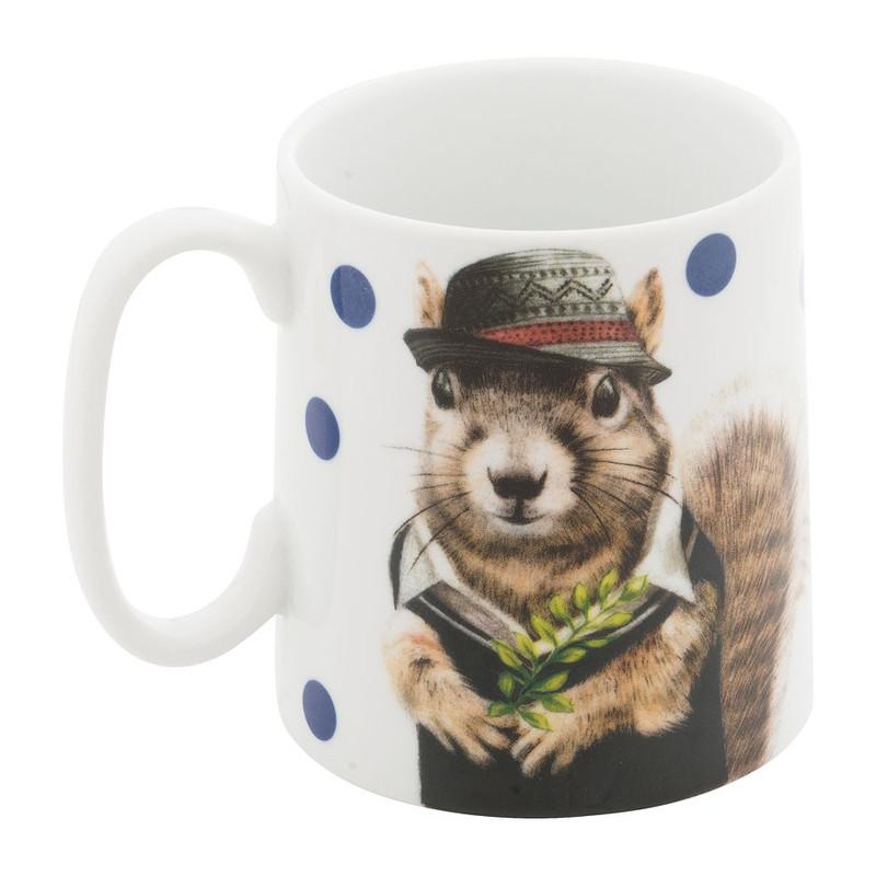 Mok eekhoorn - 50 cl