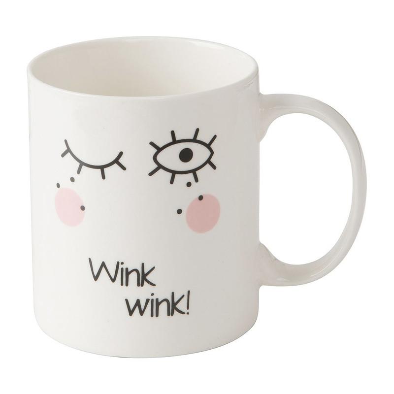 Mok wink - 35 cl - kniopoog