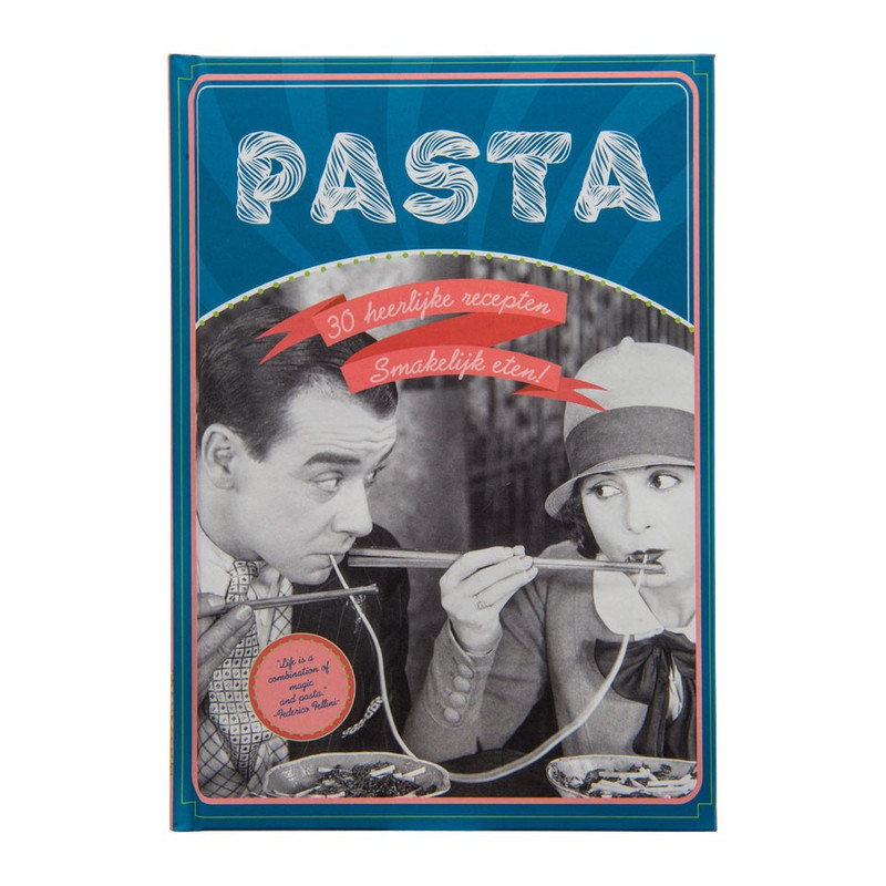 Kookboek - Pasta