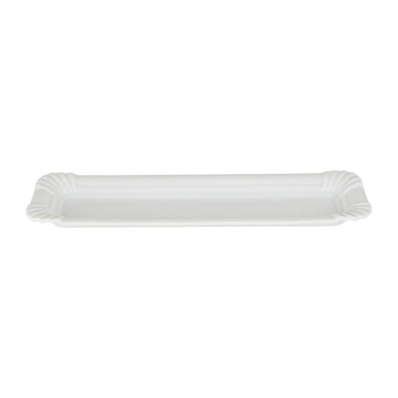 Bord frituur - klein - 26.5x8 cm