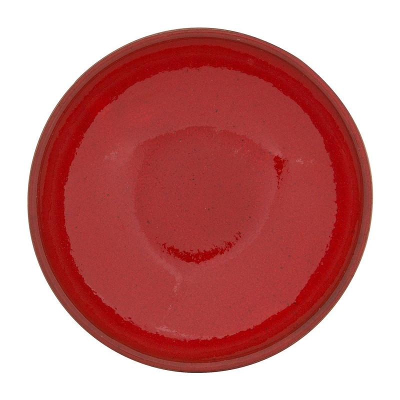 Selena schaaltje - 11.5 cm - rood