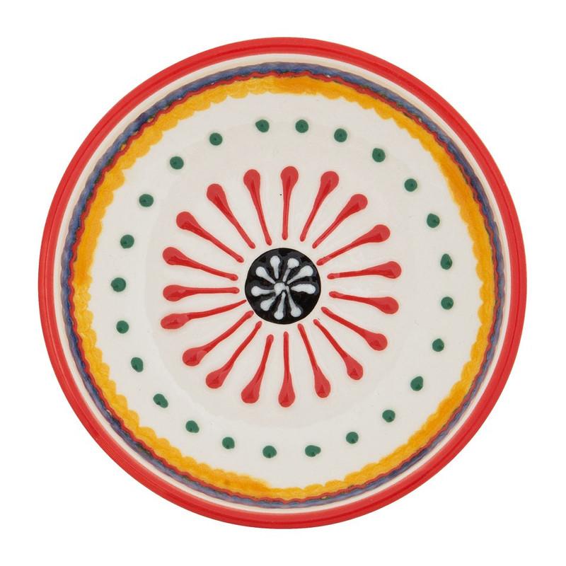 Schaaltje Fez - 12 cm