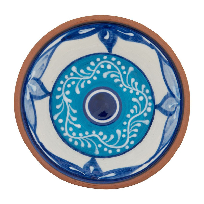 Schaal Lagoon - 11 cm - blauw