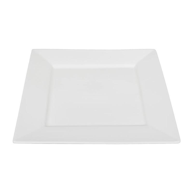 Onderbord vierkant - 30 cm