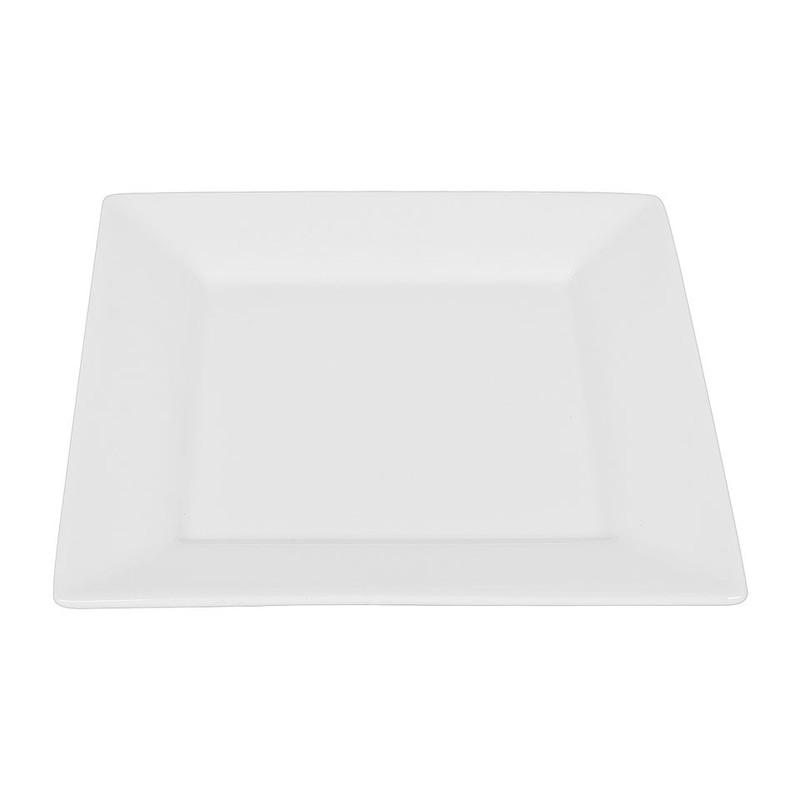Gebaksbord vierkant - 16.5 cm