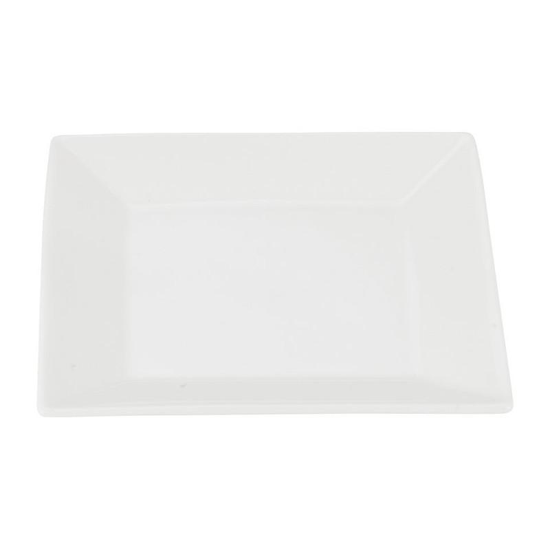 Schaaltje vierkant - 15 cm