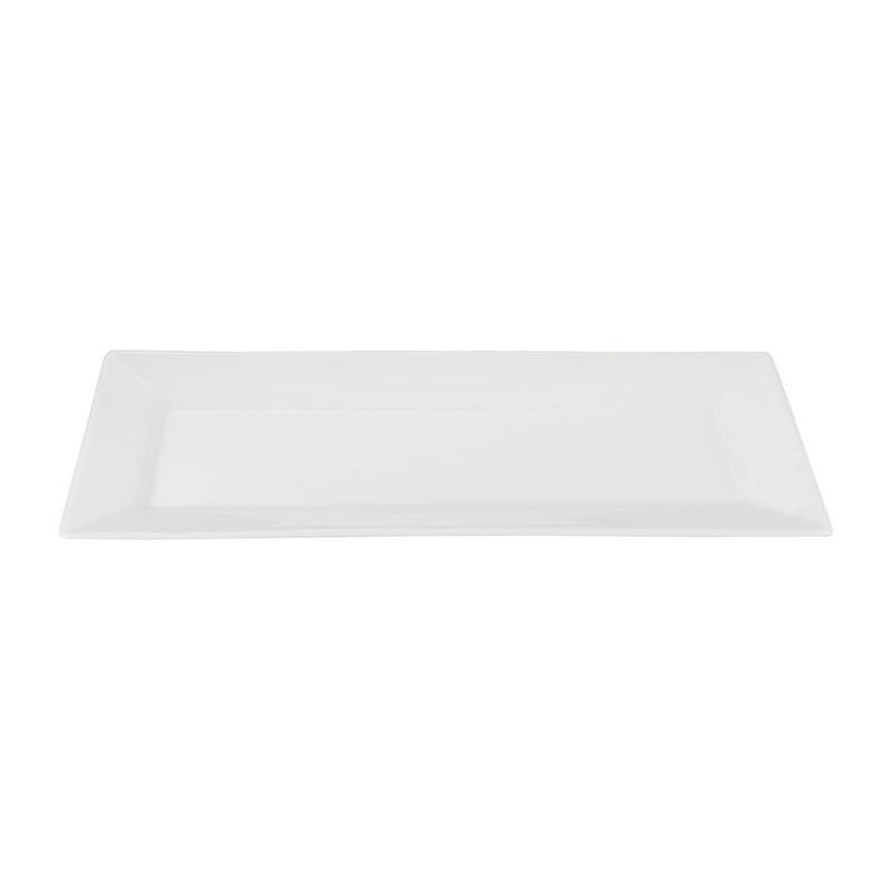 Schaal rechthoek - 14.5x36 cm