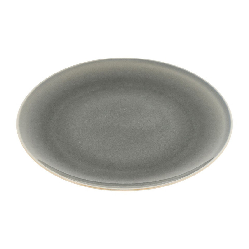 Dinerbord Vagos - 27 cm - grijs