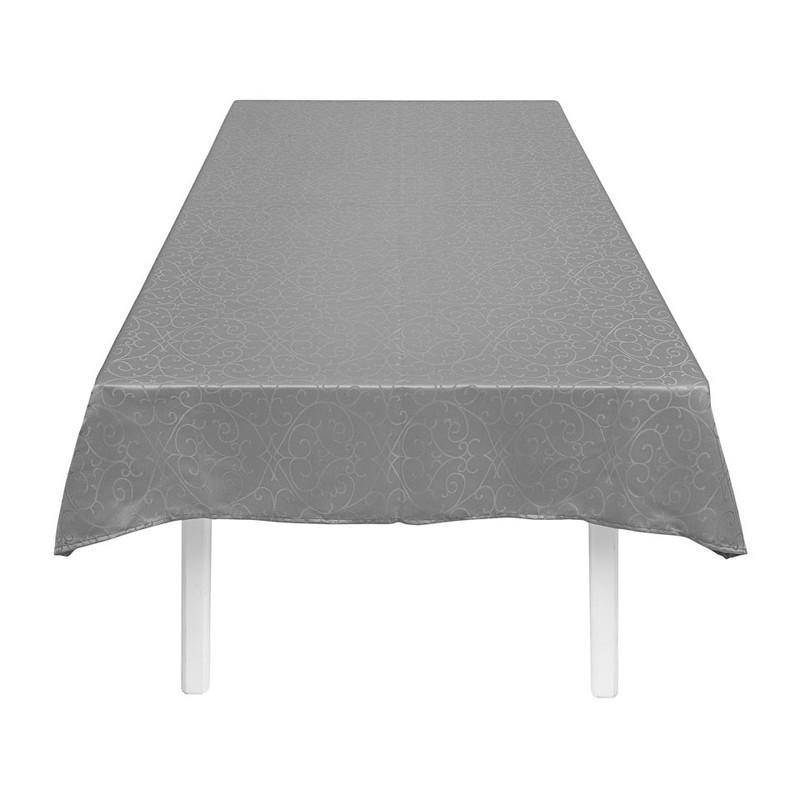 Tafelkleed Marie 140x240 – grijs
