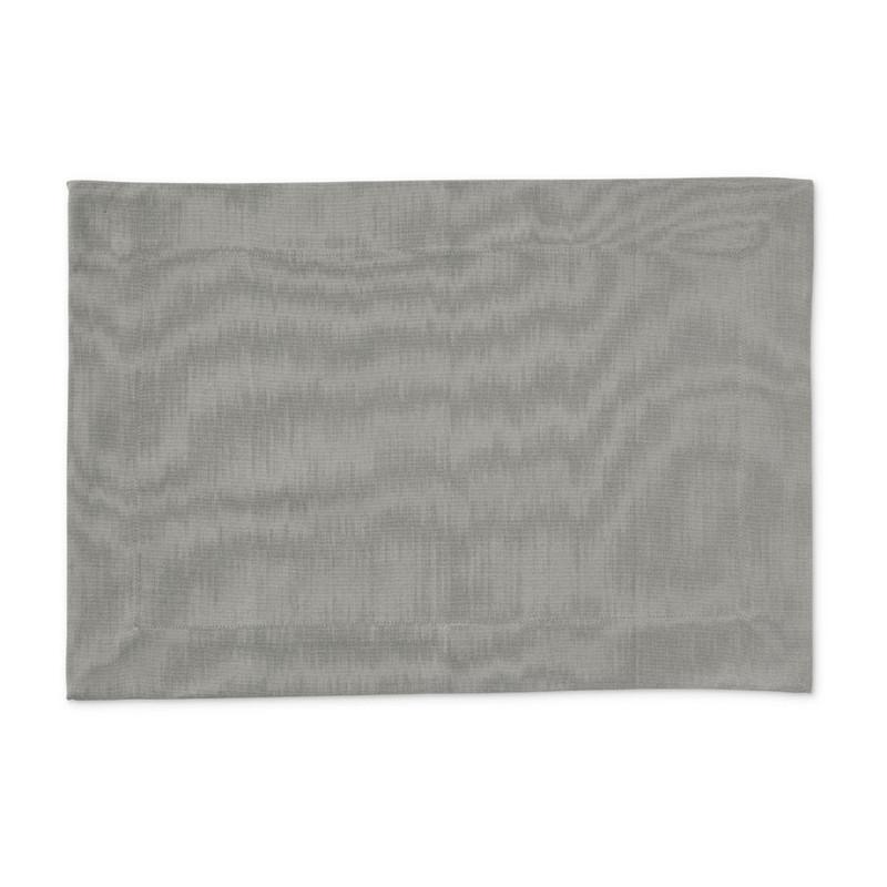 Placemat basis - 33x48 cm - grijs