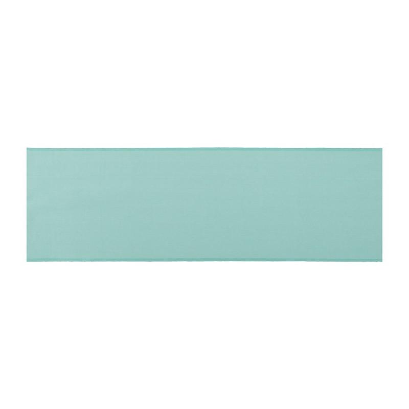 Tafelloper stip - 45x240 cm - turquoise