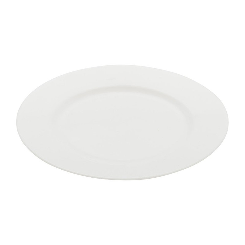 Gebaksbord Pearl rand - 16 cm