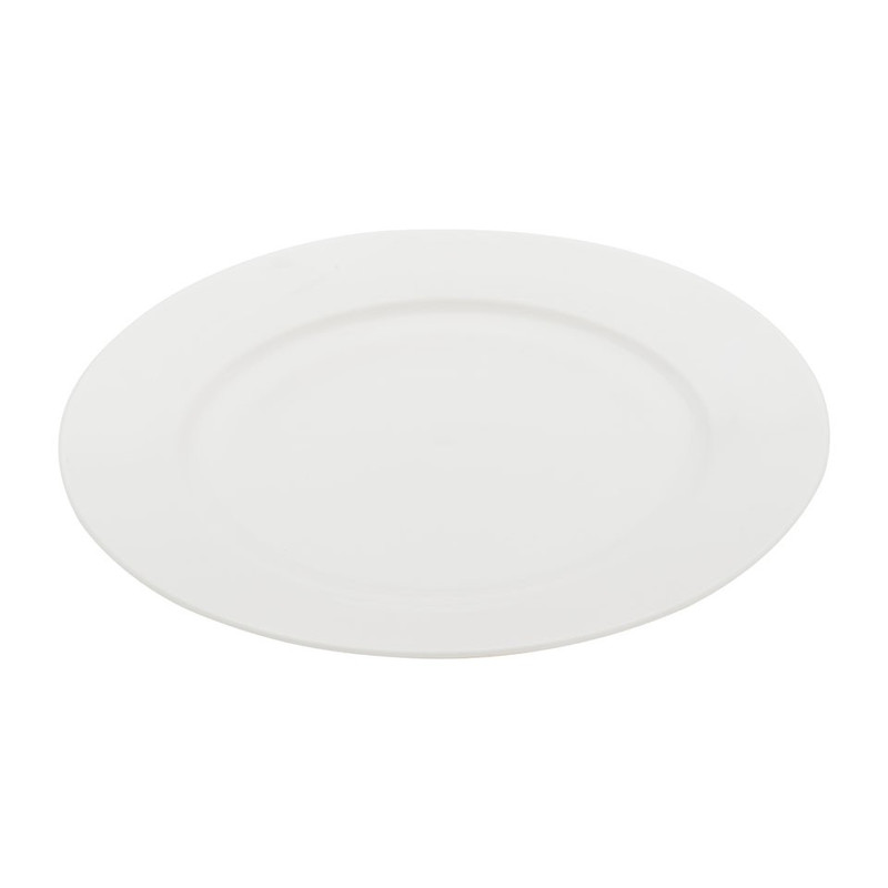 Dinerbord Pearl rand- 27 cm