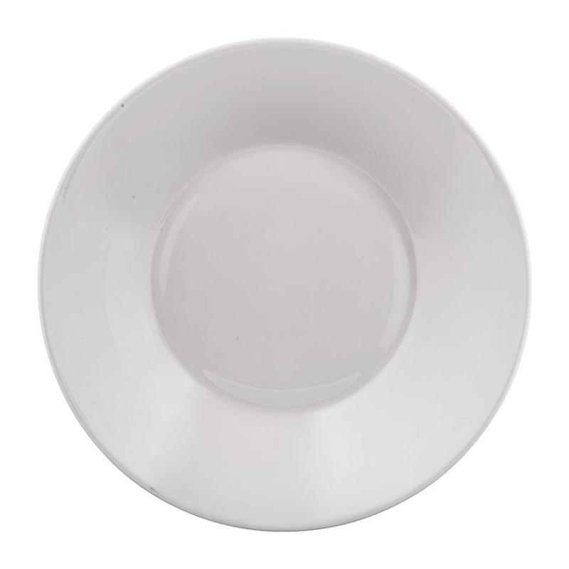 Dinerbord Alizee - grijs - 28 cm