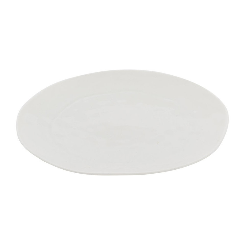 Ontbijtbord Ilori - 21 cm - lichtgrijs