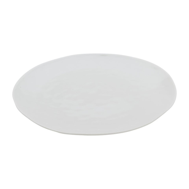 Dinerbord Ilori - 26 cm - lichtgrijs