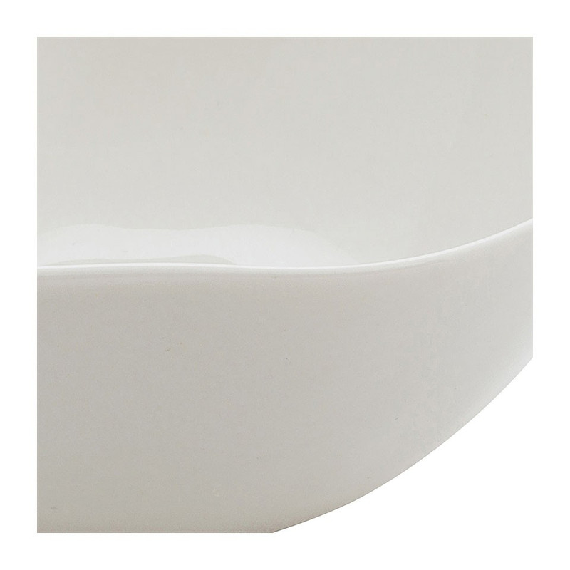 Schaal Ilori - 14 cm - lichtgrijs