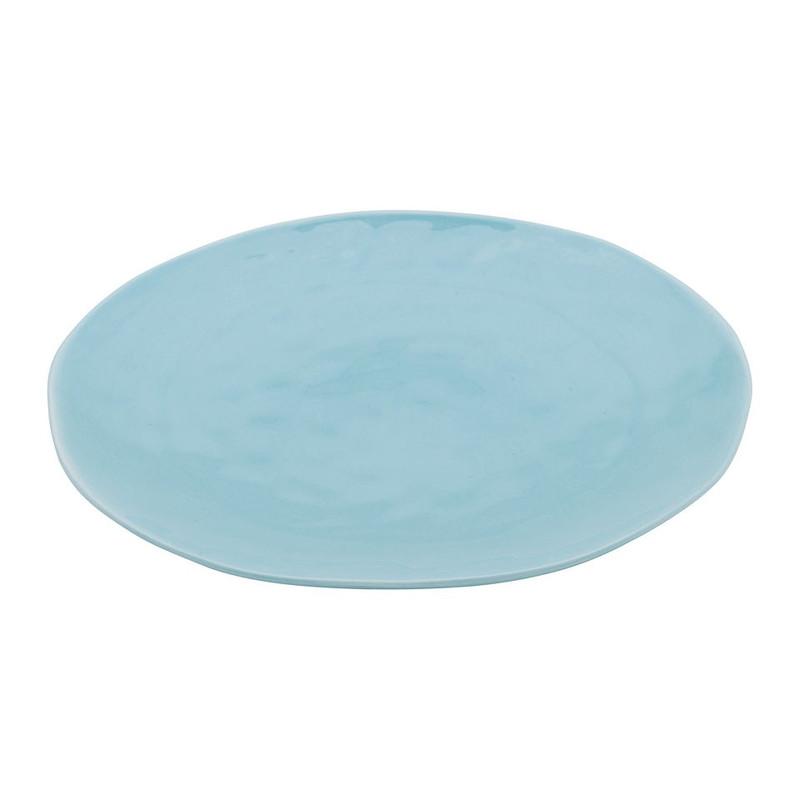 Ontbijtbord Ilori - 21 cm - blauw
