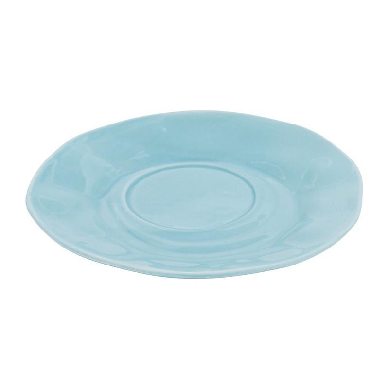 Kop en schotel Ilori - 20 cl - blauw