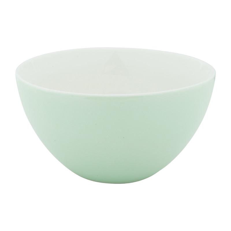 Kom pastel groen - 13 cm