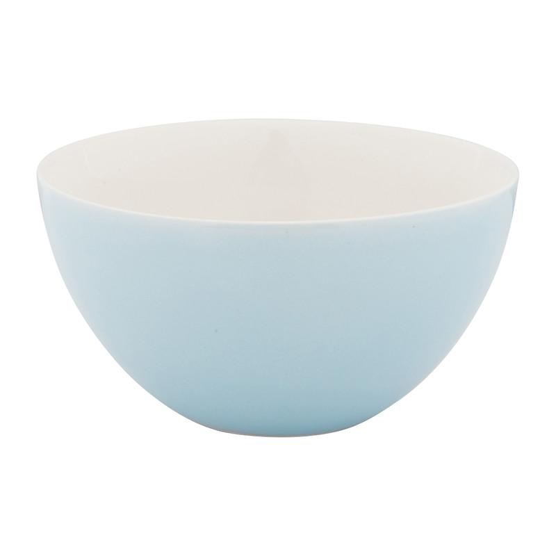 Kom pastel blauw - 13 cm