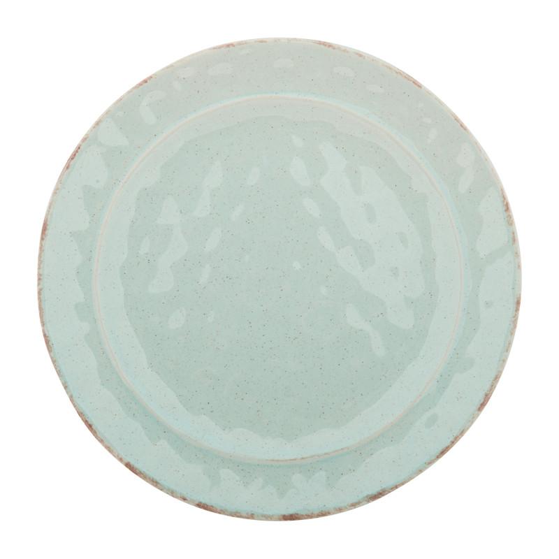 Ontbijtbord provence 21 cm lichtblauw