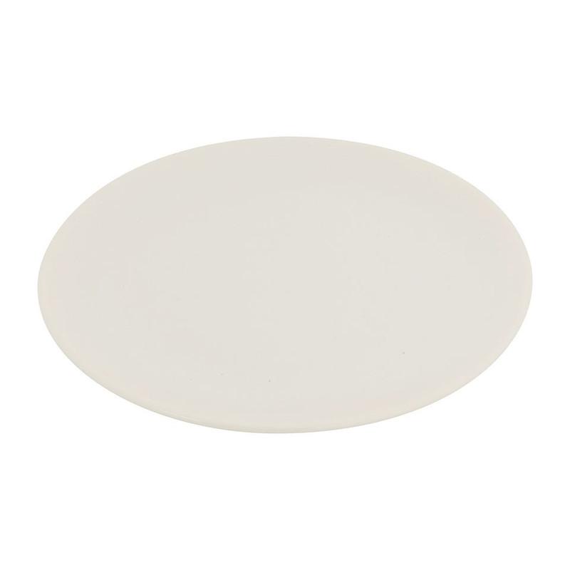 Dinerbord basic - 26 cm - wit