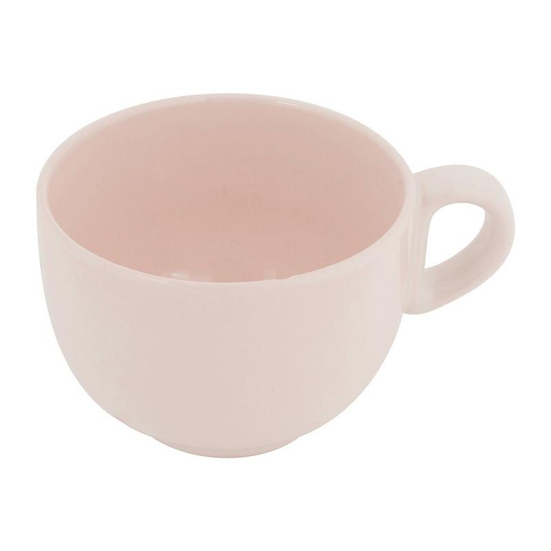 Soepkom basic - roze - 40 cl