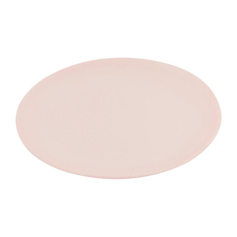 Dinerbord basic - 26 cm - roze