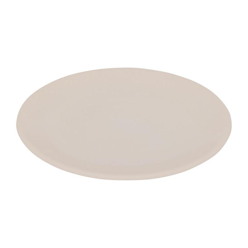 Ontbijtbord basic - 20 cm - ivoor