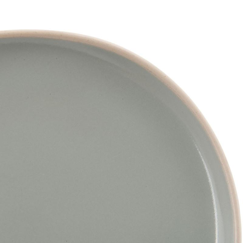Ontbijtbord Havana - 20 cm - blauwgrijs