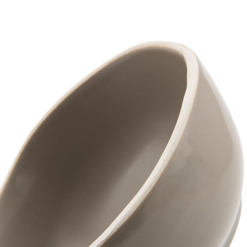 Schaaltje Havana - 11 cm - taupe
