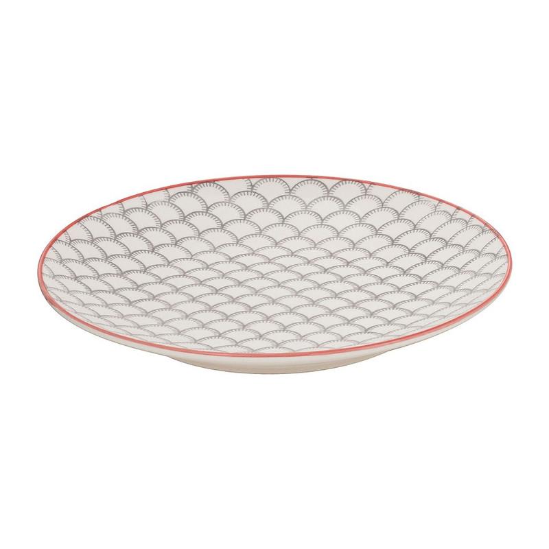Ontbijtbord Intan - 22 cm