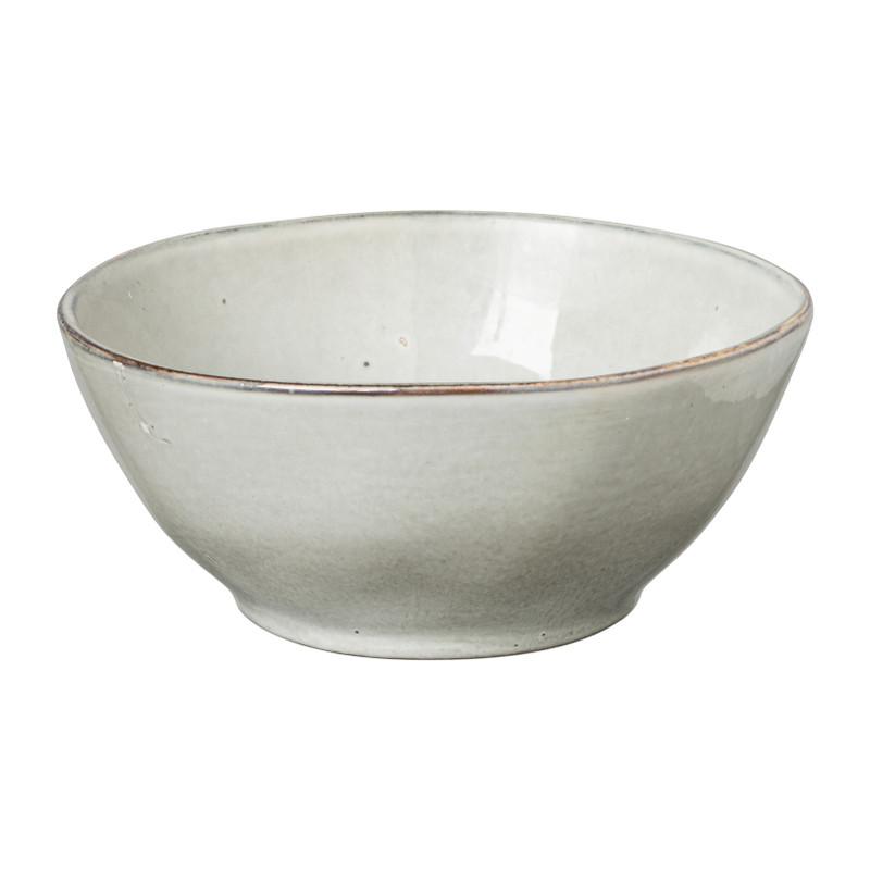 Schaal Toscane - grijs - 17 cm