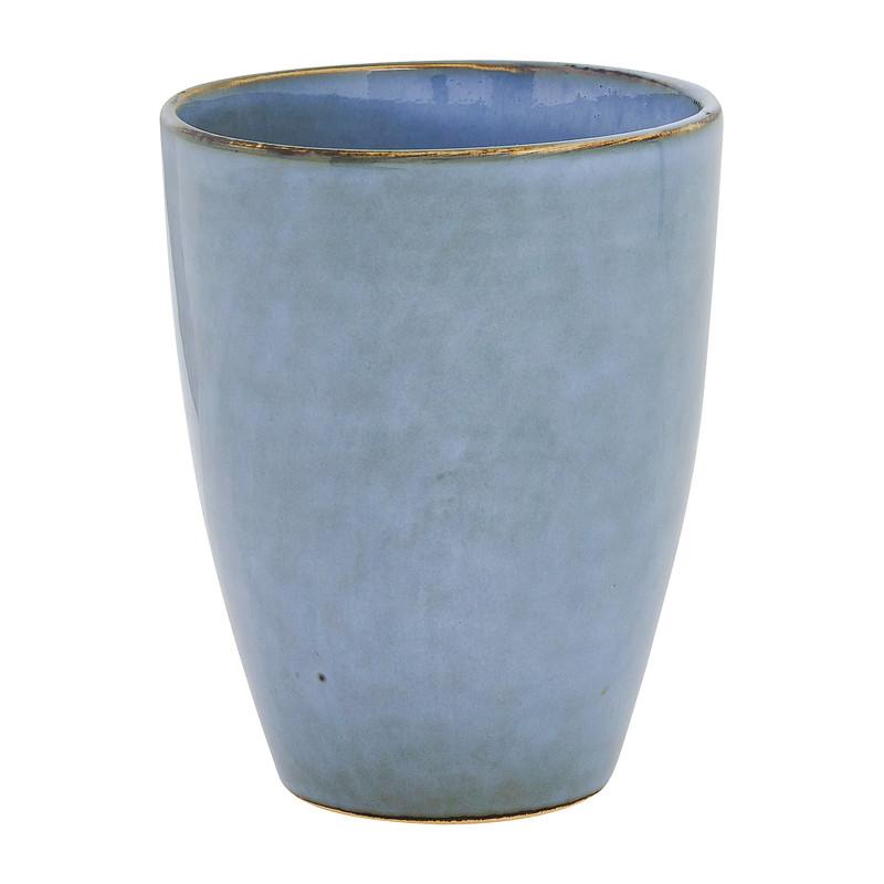 Beker Toscane - blauw - 31,5 cl