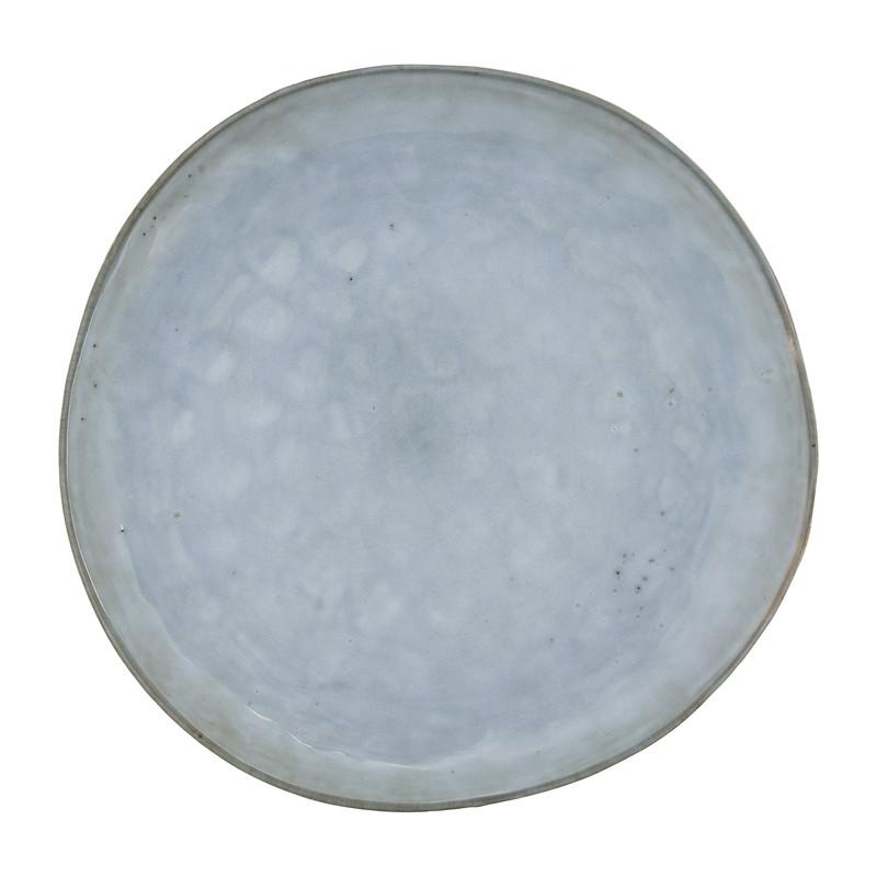 Dinerbord Toscane - blauw - 28 cm