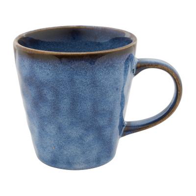 Mok Toscane - donkerblauw - 375 ml