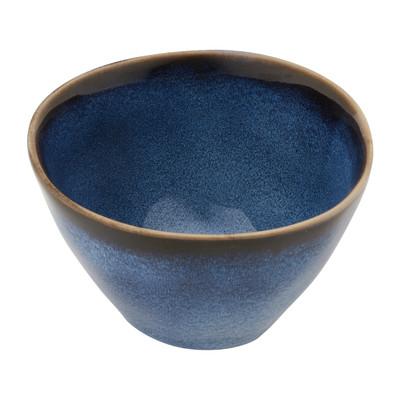 Schaal Toscane - donkerblauw - 11.4 cm