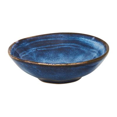 Schaal Toscane - donkerblauw - 11 cm