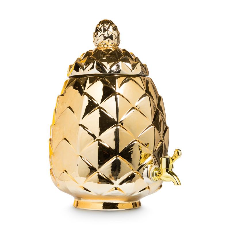 Sapkan ananas - goud - 6 liter