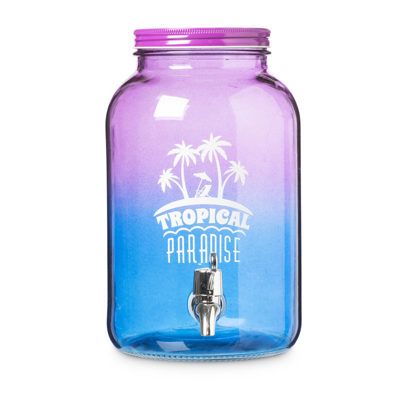Sapkan summer 2-tone - paars/blauw - 3.5 liter