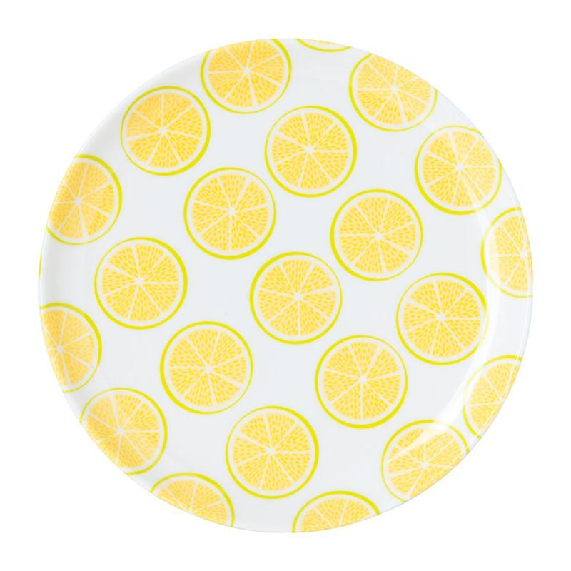 Bord citroen - 18 cm