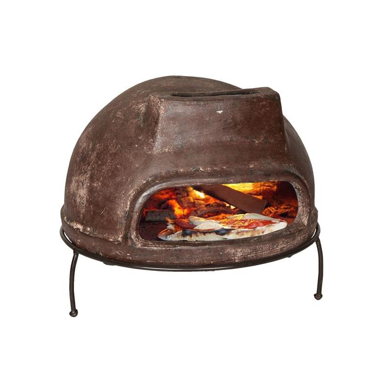 Toscaanse pizza oven