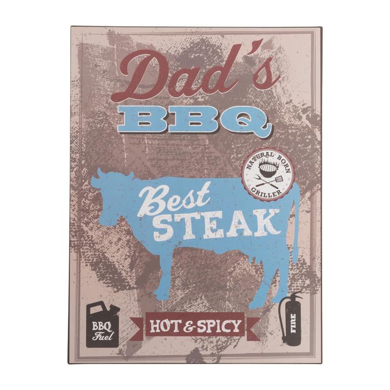 Decobord Dad's BBQ