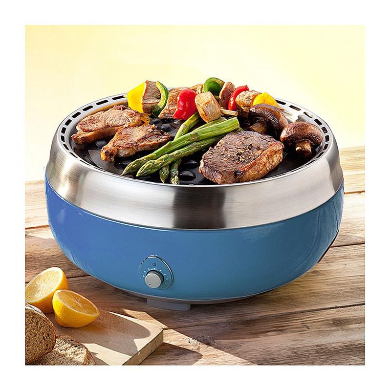 Grillerette deluxe BBQ - blauw