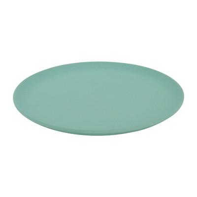 Bord - 18 cm - blauw
