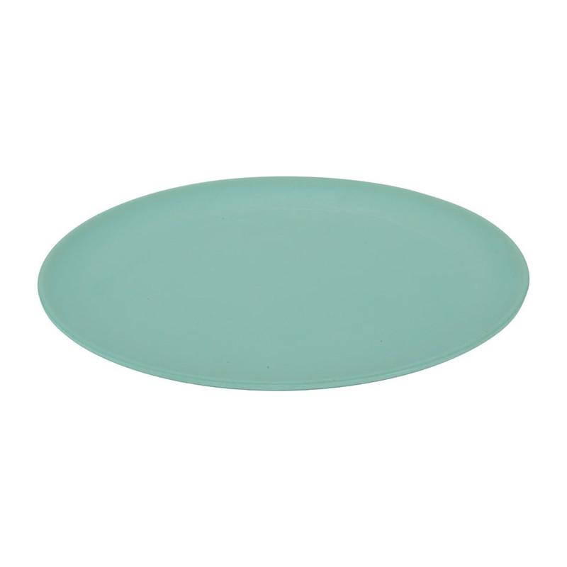 Bord - 23 cm - blauw