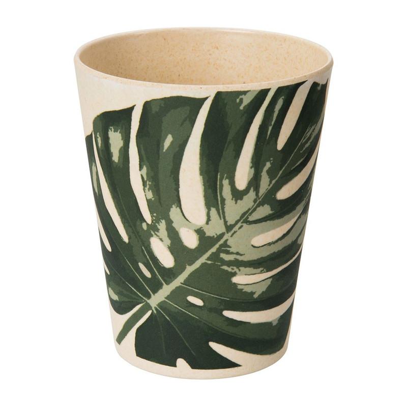 Beker palmblad - 25 cl